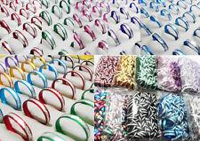 job Lots 5000pcs Mixed Kids Children Aluminum Rings girls Fashion Jewelry