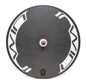 Irwin AON Rear Disc Wheel 11 Speed Carbon Clincher Triathlon TT Track Shimano