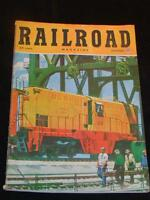 Vintage RAILROAD MAGAZINE Dec. 1951 - Complete Issue, One of Many We're Listing