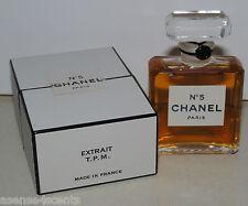 Chanel No 5 Pure Parfum T. P. M.-14 Ml-Bottle is sealed