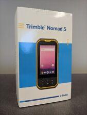 New! Trimble Nomad 5