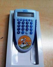 Calcolatrice Diddl azzurra 8 cifre