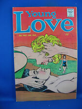 YOUNG LOVE VOL 6 #4 VF 1966