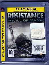 RESISTANCE FALL OF MAN  PS3 NEUF