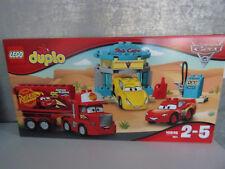 LEGO DUPLO 10846 Flo café (Disney Pixar Cars 3) - Neuf et emballage d'origine