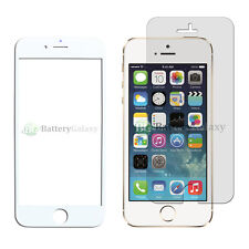 NEW White Glass Replacement+LCD HD Screen Protector for Apple iPhone 6 / 6s 4.7""