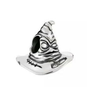 Genuine CHAMILIA x HARRY POTTER Sorting Hat ~ Charm ~ NEW in Box