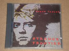 ROGER TAYLOR - STRANGE FRONTIER - CD UK