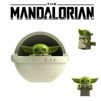 NEW Baby Yoda Cot Lego The Mandalorian Mini Figure Star Wars The Baby Toy