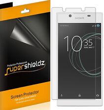 6X Supershieldz Anti Glare (Matte) Screen Protector For Sony Xperia L1