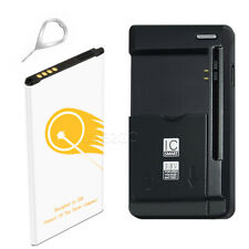 Good Character 5280mAh Battery Wall Charger for Samsung Galaxy Alpha G850M Net10