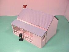 American Civil War BMC White Plastic Headquarters Farm Building