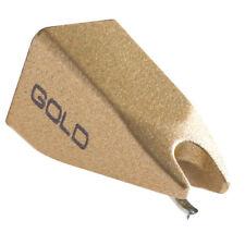 ORTOFON Stylus Gold puntina ellittica ricambio per concorde e om DJ club NUOVO
