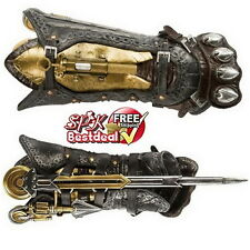 Assassin Creed Syndicate Gauntlet Hidden Blade Game Role Play Cosplay Accessory