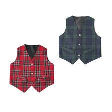 Polyester Jackets & Waistcoats Traditional European Clothing