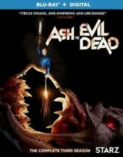 ASH VS EVIL DEAD-SEASON 3 (BLU RAY) (2DISCS) IN STOCK NOW