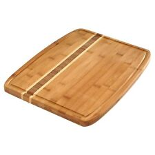 Norpro 16-Inch Cutting Boards By 12-Inch Bamboo With Juice Catching Groove