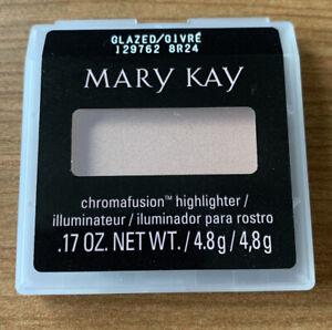Mary Kay Chromafusion Highlighter Glazed, NIB