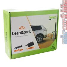 Valeo Beep&Park Kit No.1 Einparkhilfe Rückfahrwarner vorn oder hinten 4 Sensoren