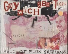 """GAY WITCH ABORTION - HALO OF FLIES SESSIONS 10"""" EP MELVINS NOISE ROCK"""