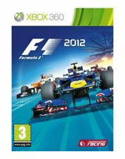 F1 2012 Fórmula Uno | Xbox 360 | Excelente y rápido despacho