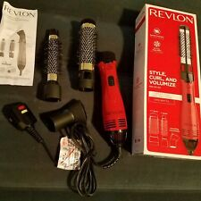 Revlon Ionic Technology Perfect Heat & Style Hair Dryer