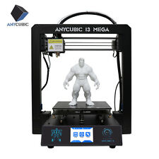 "Anycubic i3 Mega Imprimante 3D 3.5"" TFT Grande taille d'impression 210x210x205mm"