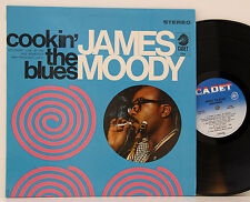 James Moody        Cookin´ the blues       Cadet       NM # 52