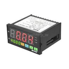 DA8-RRB Digital LED Sensor Meter 2 Relay Alarm Output 0-75mV/4-20mA/0-10A J3Z3