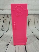 Vintage 1991 Mattel Arco Barbie Pink Gym Locker