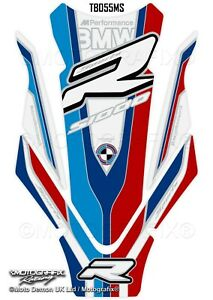 BMW S1000R 2021 M Sport Motorcycle Tank Pad Protector Gel Protection