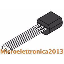 N° 5 - BF245B = BF245 - Motorola - TO92 - NF/HFVHF 30V NPN FET