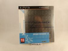 DEAD RISING 2 EDIZIONE ZOMBREX EDITION LIMITED SONY PS3 PAL EU ITALIANO COMPLETO