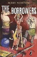 The Borrowers by Mary Norton (Paperback) Book
