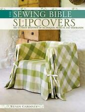 The Sewing Bible Slip Covers-ExLibrary