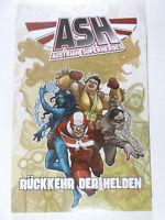 ASH Austrian Superheroes # 1 ( Cross Cult 2016 Paperback )