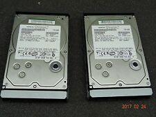 Hitachi Data Systems Hard Drive 1TB 7500RPM 0A36283 (Lot of 2) #1130