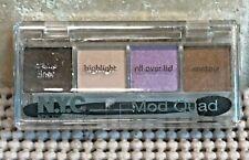 NYC New York Color MOD QUAD Creme Eye Liner + Eyeshadow ~ 858B GET DOWN BROWNS ~