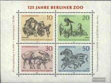 Berlin (West) Block2 (kompl.Ausgabe) Ersttagssonderstempel gestempelt 1969 Berli