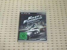 Fast & Furios Showdown für Playstation 3 PS3 PS 3 *OVP*