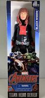 "Hasbro Marvel Avengers Black Widow 12"" Action Figure Titan Hero Series"