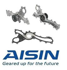 For ES350 RX350 Avalon Camry 3.5L V6 Aisin OEM Water Pump w/ Gasket NEW