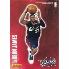 Cartes de basketball Panini LeBron James