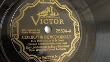Guy Lombardo - 78rpm single 10-inch – Victor V.E. #25594 Gone With The Wind RARE
