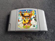 Jeu Nintendo 64 Mario Party 2 très bon état et fonctionnel
