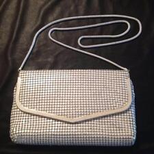 Antique Vintage Metal Mesh Purse Handbag Excellent Condition