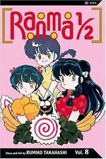 NEW - Ranma 1/2, Vol. 8 by Takahashi, Rumiko