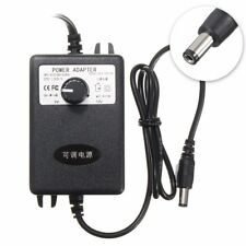 AC/DC Adapter Switching 3-12V 1A Adjustable Power Supply Motor Speed Controller