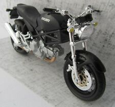 2 Wheelers / Ducati Monsterdark / Motorrad / 1:18 / Maisto / im Blister/Neu OVP