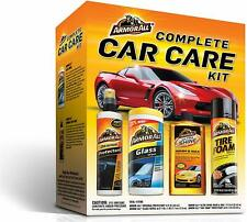CAR CARE KIT CLEANING SET Holiday Gift Pack Shine Wash Wax Interior Exterior US